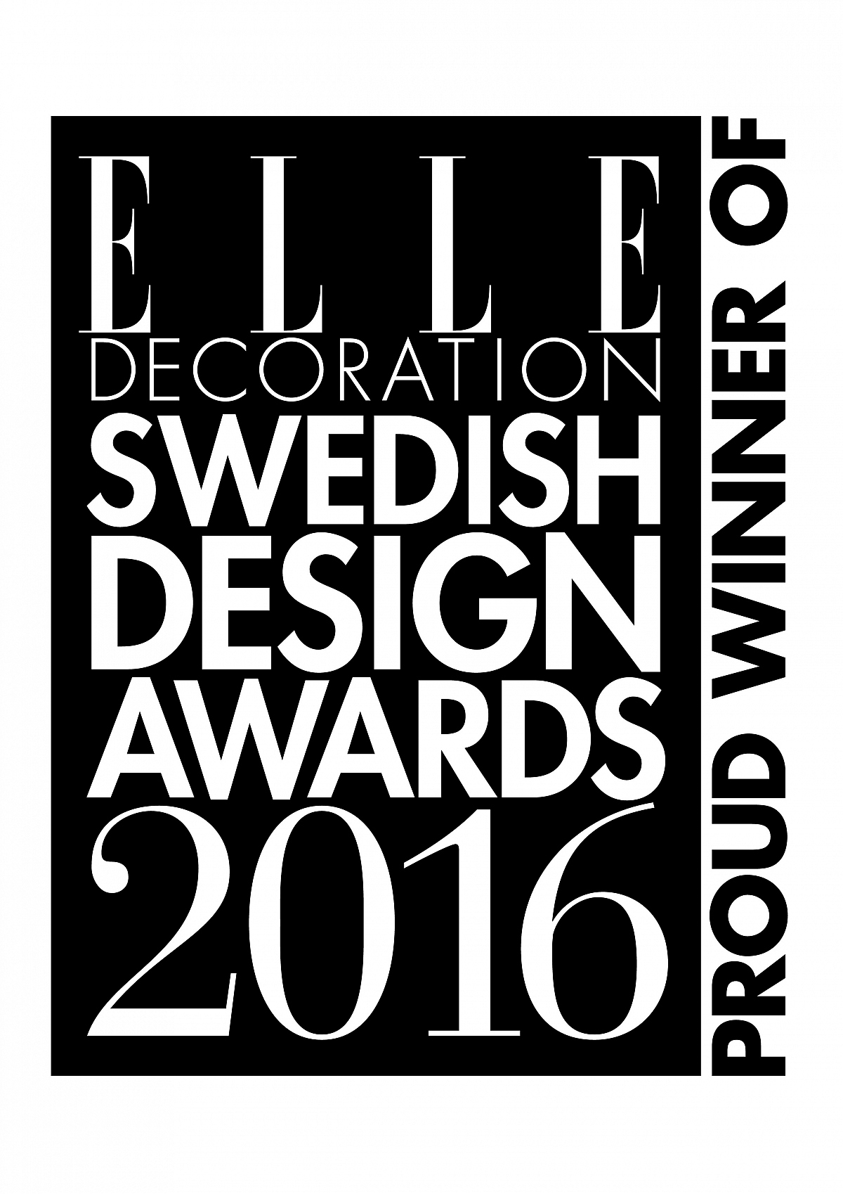 decoration swedish design awards 2016 187 swoon