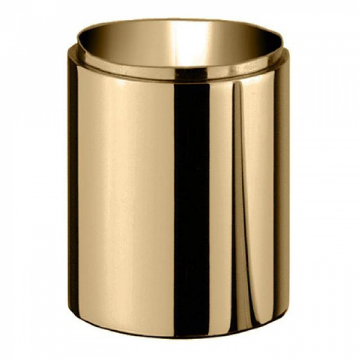 Basin Tap Birillo High, Polished Brass
